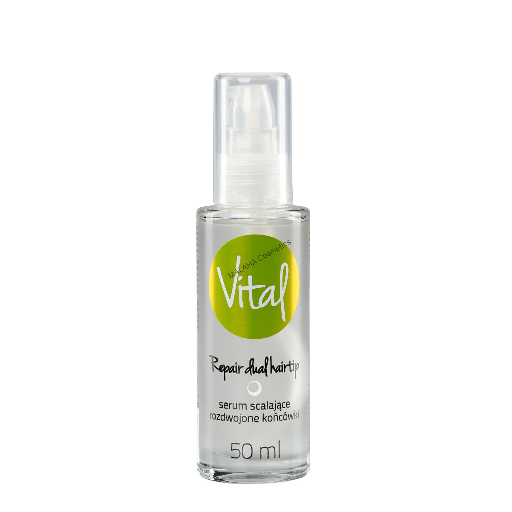 "STAPIZ Vital Hair serum ""Repair dual hairtip"""