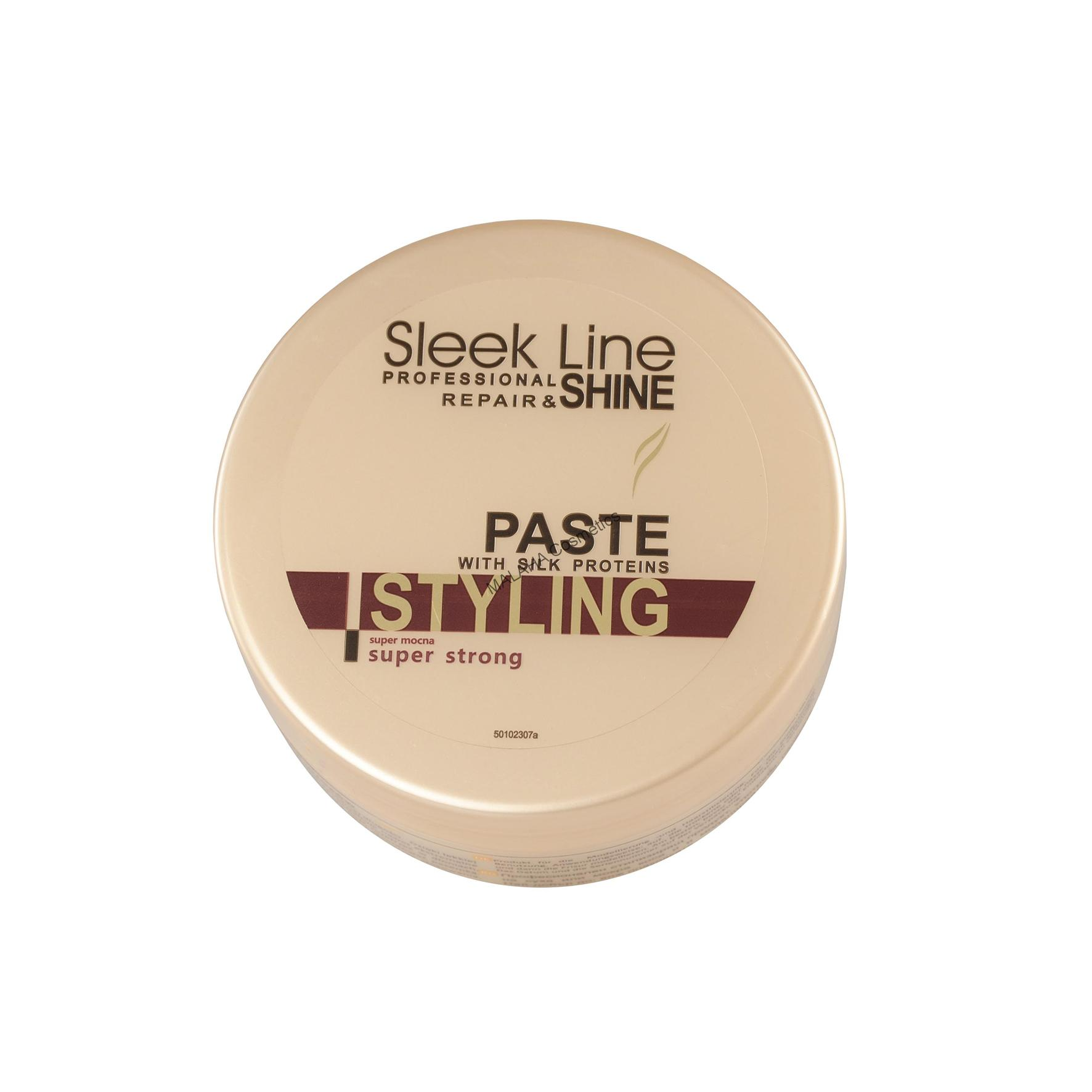 "Styling paste ""SLEEK LINE"""