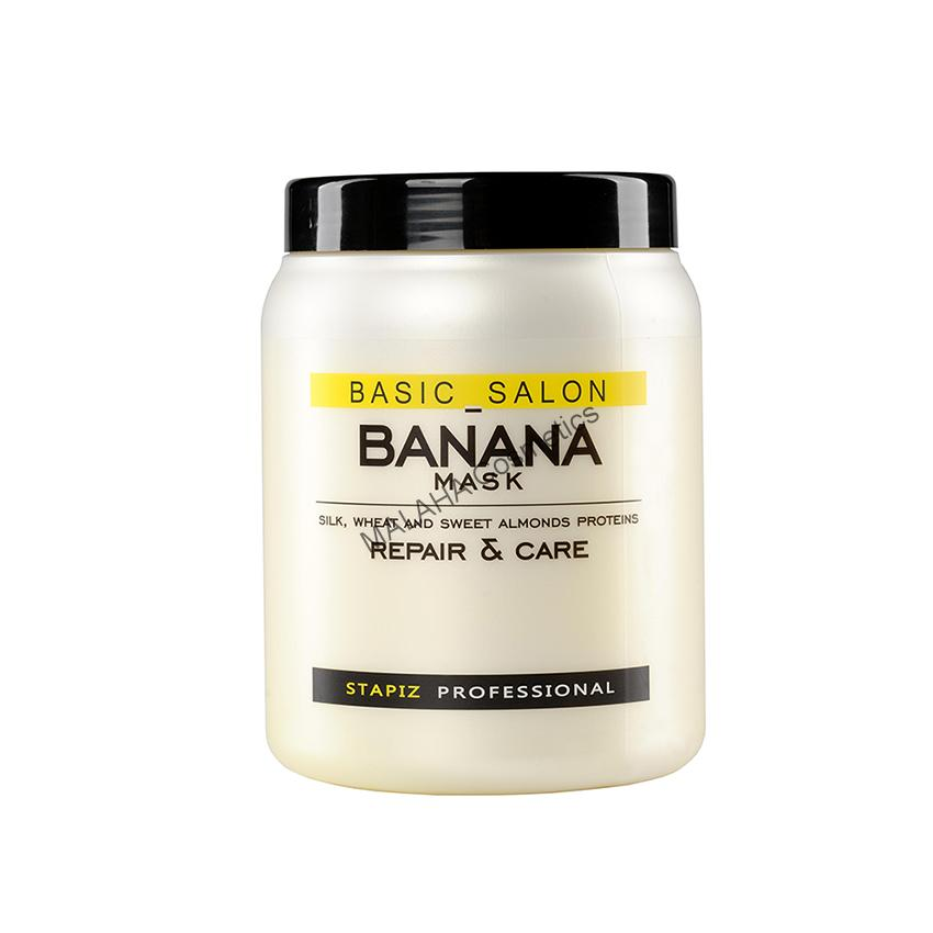 STAPIZ BANANA hair mask 1000 ml