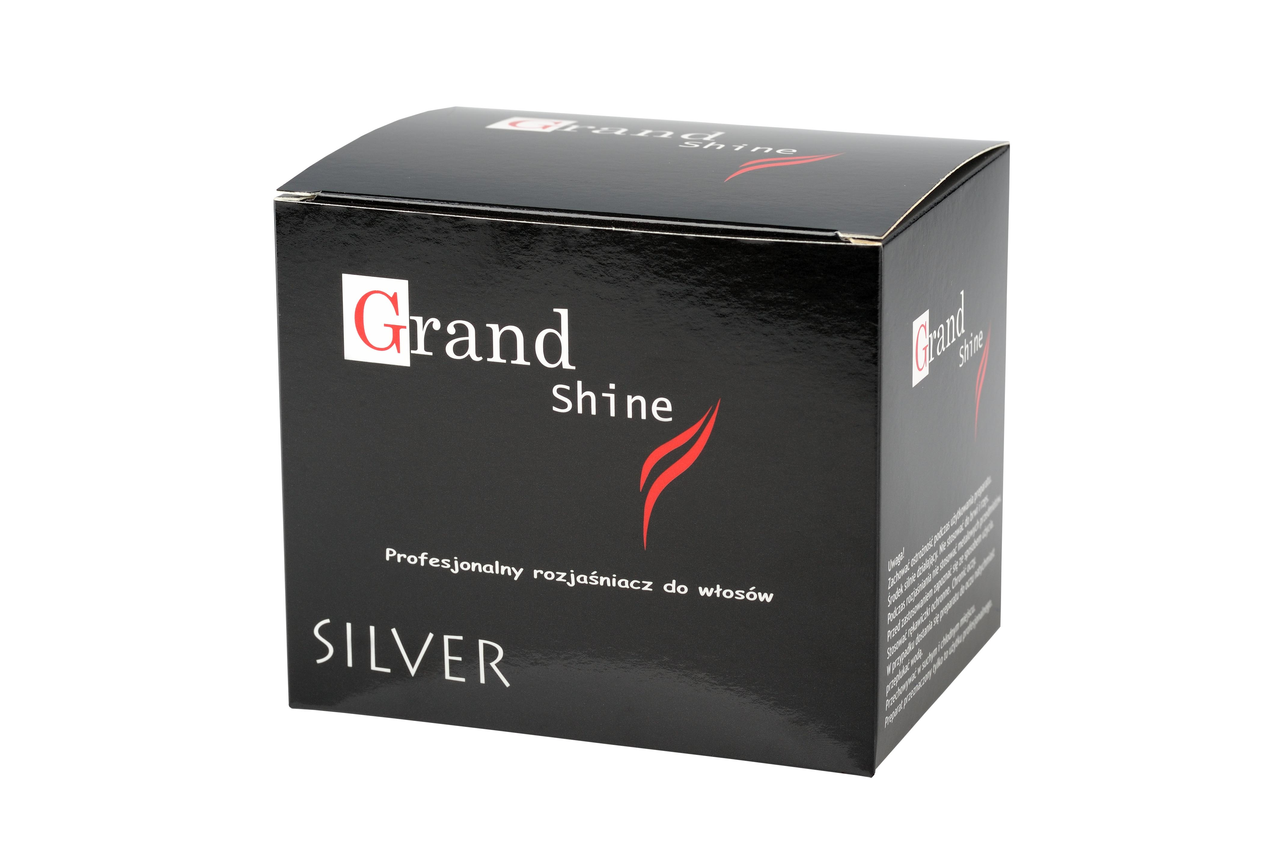 "STAPIZ Hair bleach ""Grand Shine"" silver"