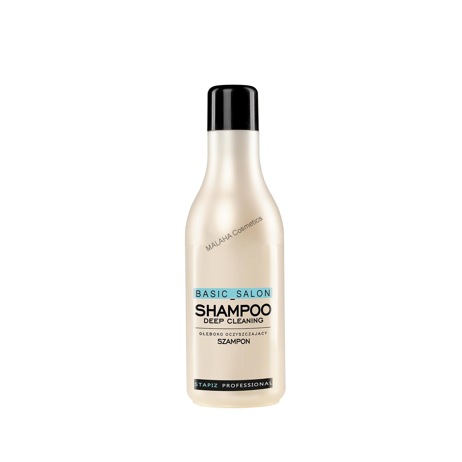 STAPIZ Cleansing shampoo 1000 ml