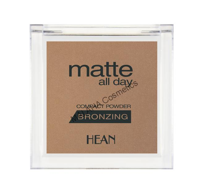 MATTE ALL DAY kompakt bronzer