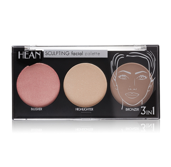 SCULPTING FACIAL PALETTE