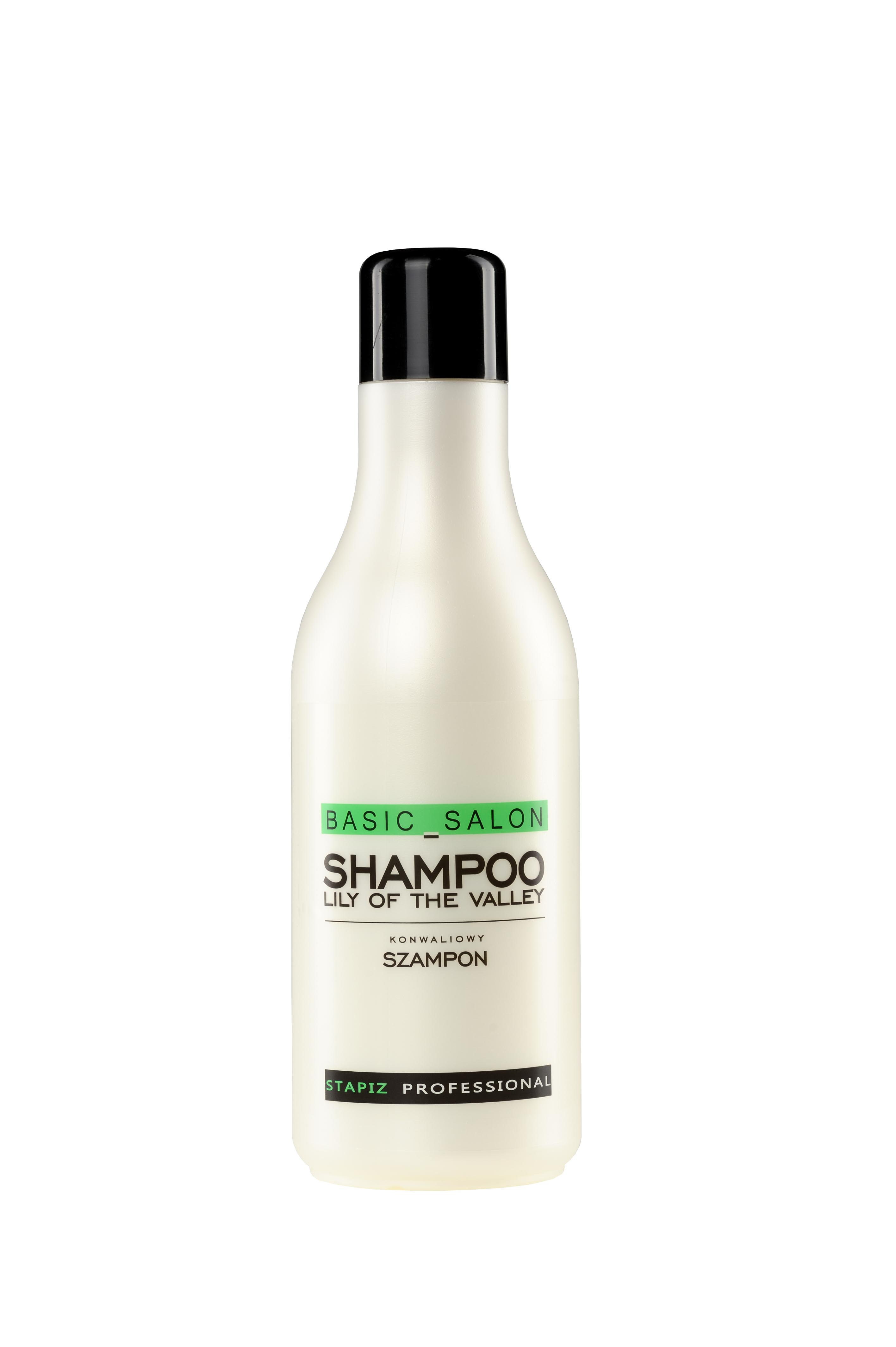 Salon shampoo Lily-of-the-valley