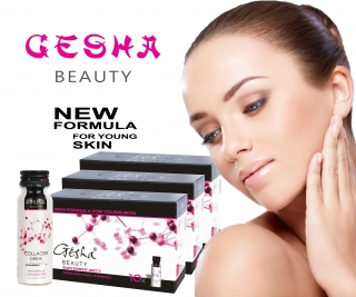Gesha Beauty kollagén drink 2+1/2